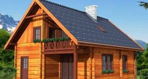 , Преимущества возведения дачных домов из бруса