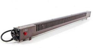 , Подбор плинтусного конвектора электрического типа