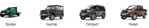 , Боевой «родственник» автомобиля УАЗ