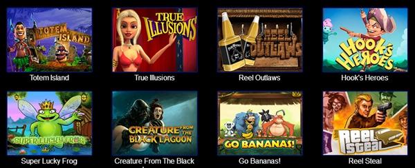 , Игровые автоматы от казино «Vulkan Original»