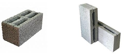 , Преимущества керамзитобетонных блоков