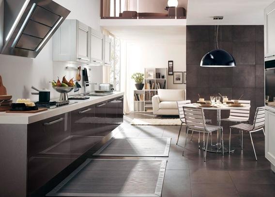 , Авторская кухонная мебель от компании Максималист