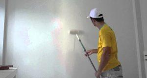 Отделка стен и потолка мастером