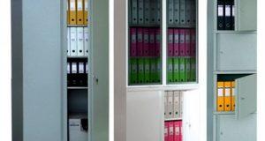 Шкафы стальные под документы