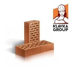 Кирпич клинкер Клавка